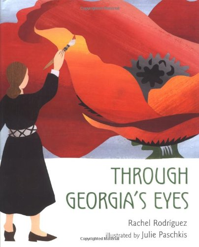 Through Georgia's Eyes (Georgia O Keeffe Blue And Green Music)