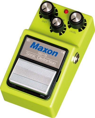 Maxon 9-Series Sonic Distortion by Maxon