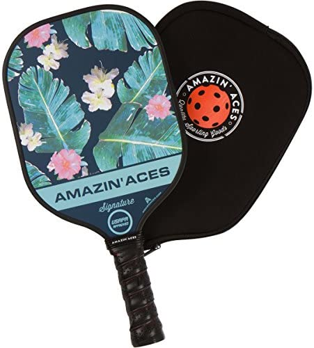 Amazon.com: Amazin Aces Signature Pickleball Paddle ...