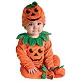 GSG Lil Pumpkin Costume Baby Halloween Fancy Dress