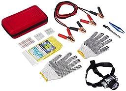Kole GW320 Vehicle Emergency Kit in Zippered Case