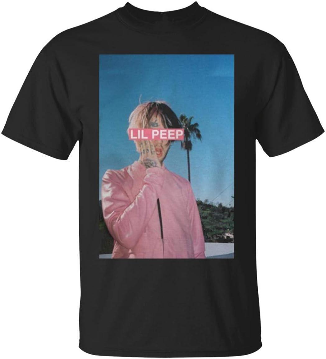 Skyey Camiseta Get Here Camiseta Oficial para Hombre de Lil ...