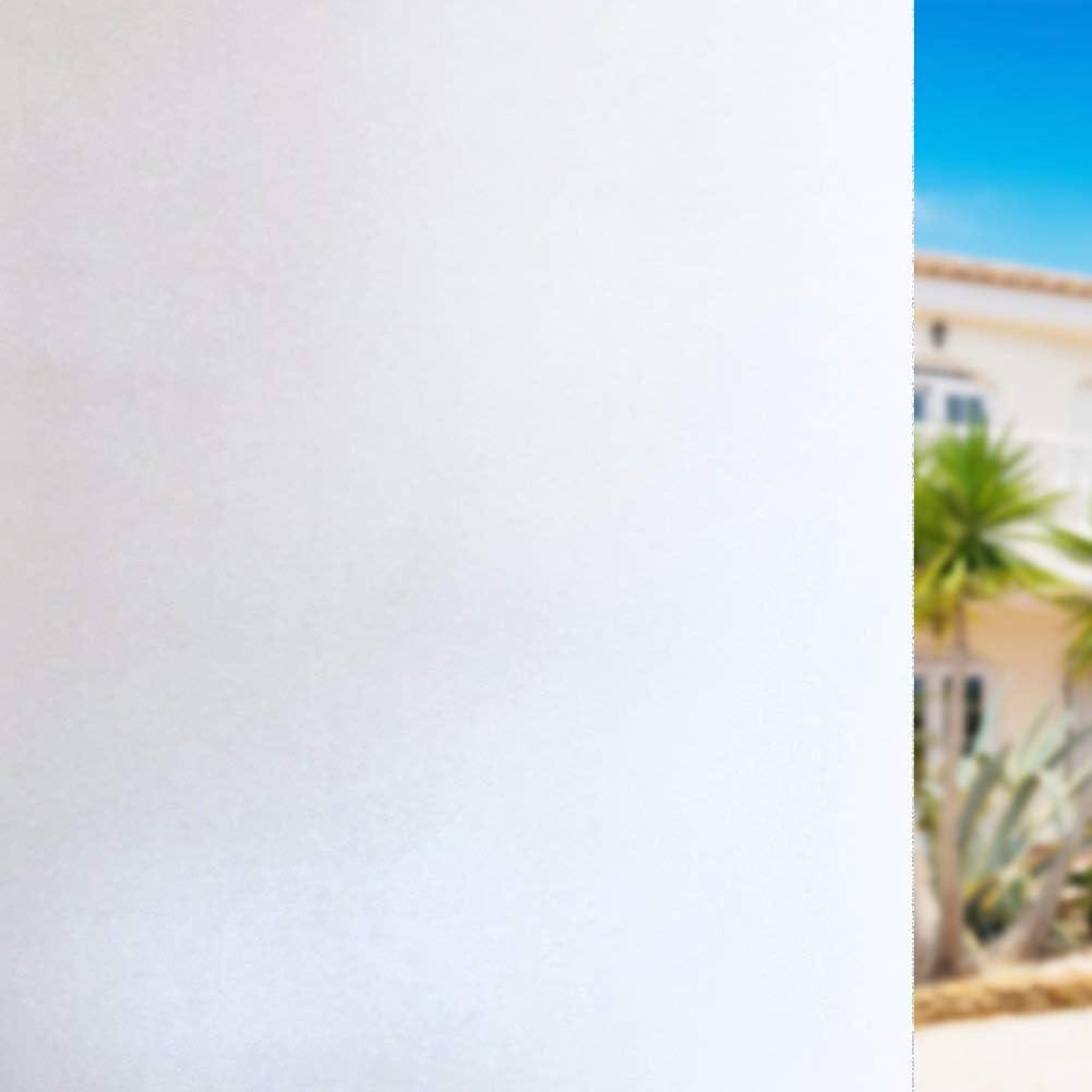 Pour Salle De R/éunion Salle De R/éunion De Bureau De Salle De Bains Salle De S/éjour A 120x200cm D/écoratifs Saccrocher Statique Autocollant De Fen/être 47x79inch Givr/é Obturateur Film De Fen/être