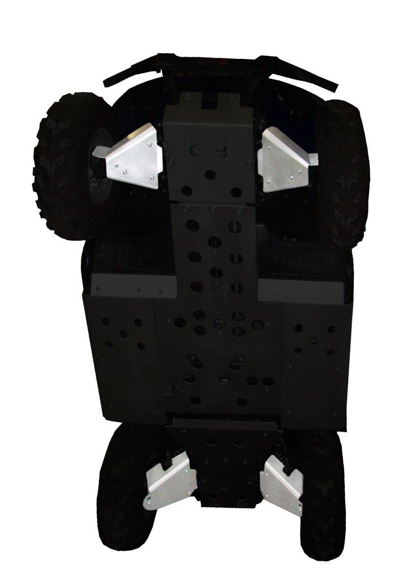 5-Piece A-Arm/CV Boot Guard Set, Yamaha Rhino