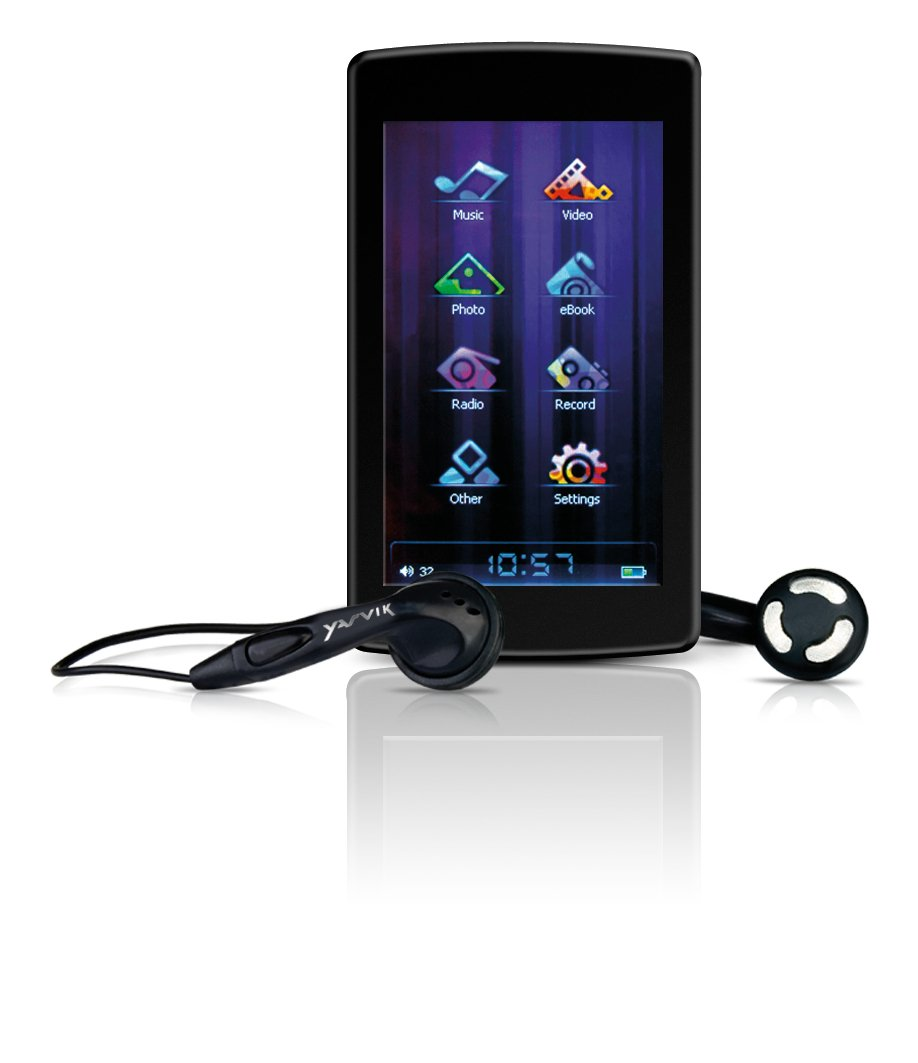 Yarvik Maxm 4GB Media Player - Negro: Amazon.es: Electrónica