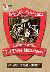 The Three Musketeers (1921) - 95th anniv. edition