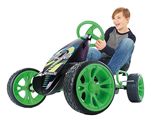 Hauck Sirocco Pedal Go Kart, Green