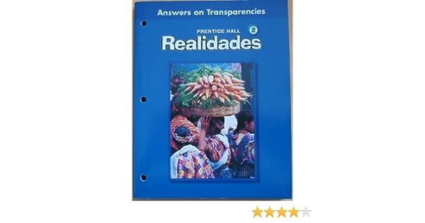 Prentice Hall Realidades 2 Teacher S Edition Answers On
