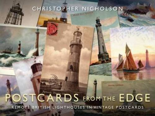 Download Postcards from the Edge: Remote British lighthouses in vintage postcards ebook