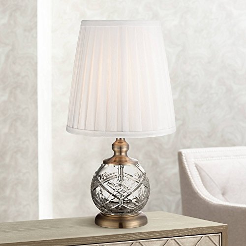 Ida Traditional Accent Table Lamp 15