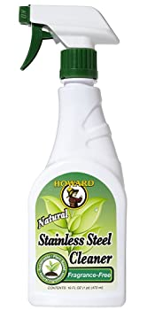 Howard Products SS0012 16-oz Stainless Steel Cleaner