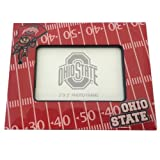 NCAA Ohio State Buckeyes Magnetic Picture Frame, Scarlet, 4.5'' x 3.5''