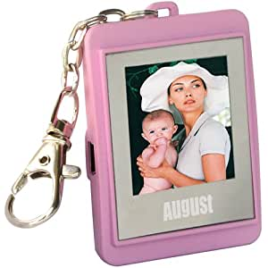 "Amazon.com : August DP150 Mini 1.5"" Digital Photo Frame"