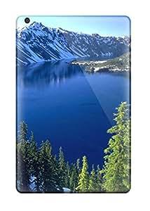New Style premium Phone Case For Ipad Mini 2/ Crater Lake Oregon Tpu Case Cover