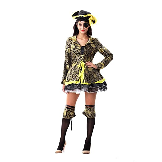 GAOJUAN Disfraz De Halloween Carnaval Adulto Cosplay Traje ...