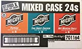 McCoys Mixed Case 24 x 47.5g (8 x Mexican Chilli, 8 x Thai Sweet Chicken, 8 x Paprika)