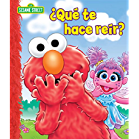 Que te hace reir? (Sesame Street) (Spanish Edition) book cover