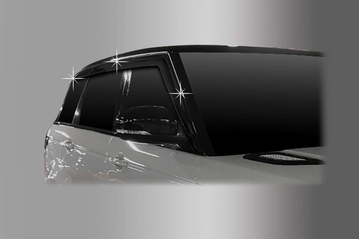 Autoclover Land Rover Range Rover Sport 2013 + frangivento set (6 pezzi) (affumicato)