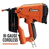 Paslode - 918100 18 Gauge Cordless Brad Nailer - Battery and Fuel Cell Powered - No Compressor Needed