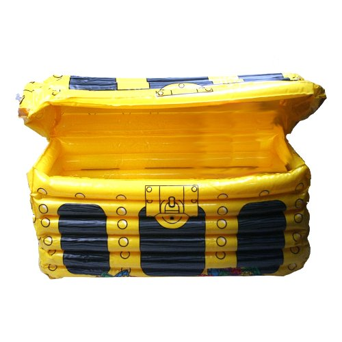 Inflate Treasure Chest Cooler for $<!--$15.18-->