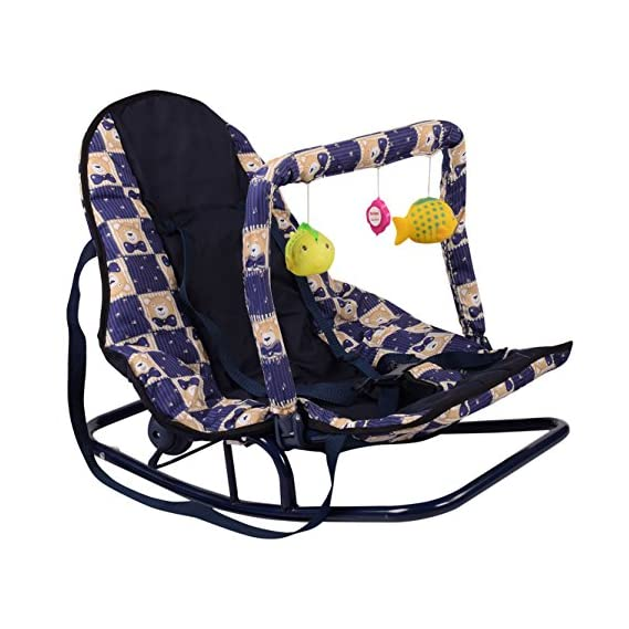Morisons Baby Dreams Baby Bouncer (Blue)