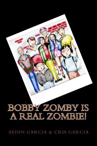 Bobby Zomby is a real Zombie! pdf epub