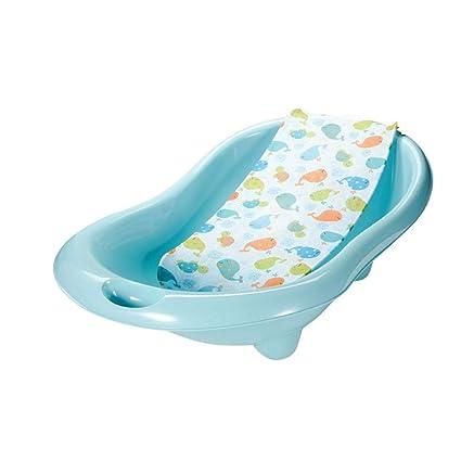 KANGSHENG Bañera para bebés Bañera para bebés Recién Nacido Puede ...