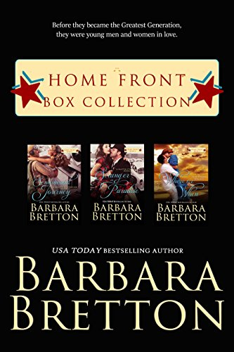 Home Front Trilogy - Three Novels of Love, War, and Family cover