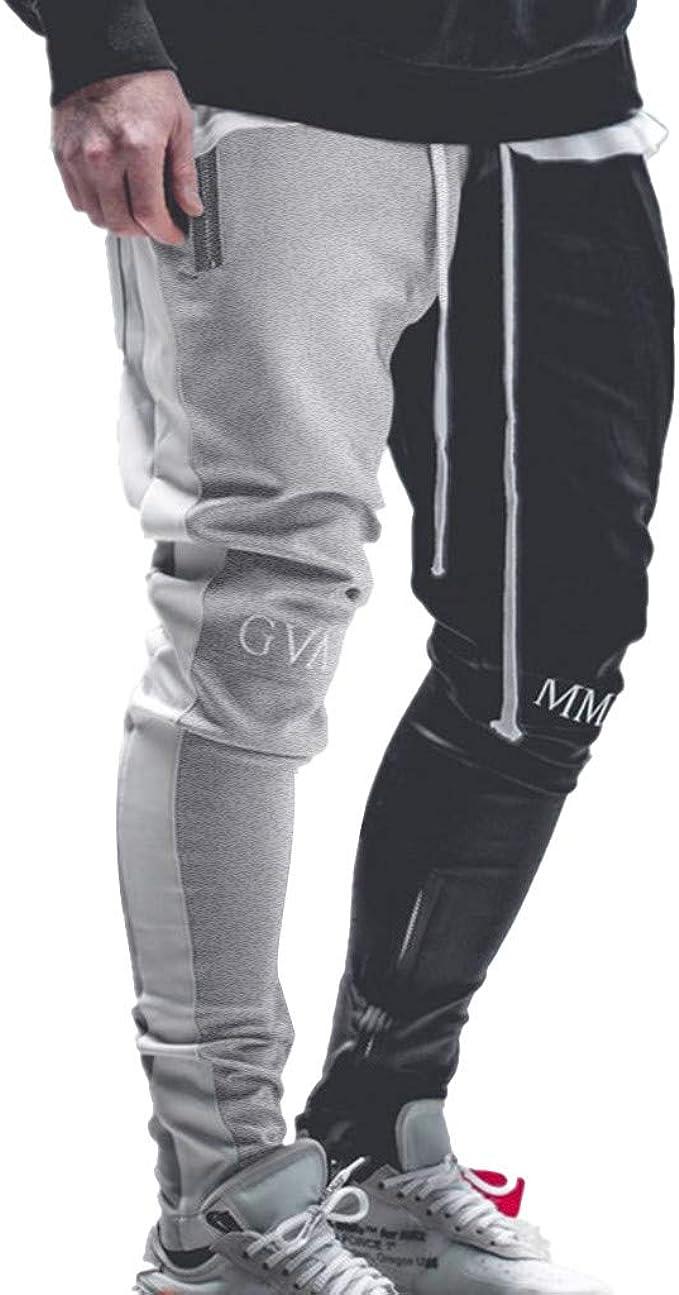 LFCLOSET Children Active Jogger Sweatpants Basic Elastic Sport Pants Gray