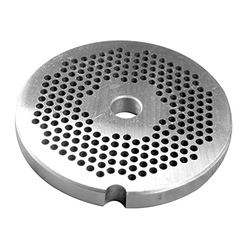 # 5 Stainless Steel Grinder Plate - 3mm