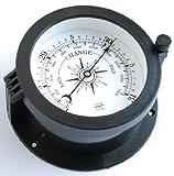 Trintec Nautical Marine Coastline Collection Aneroid Barometer (White) CC-W-04