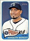 2014 Topps Heritage #23 Joaquin Benoit - San Diego Padres (Baseball Cards)
