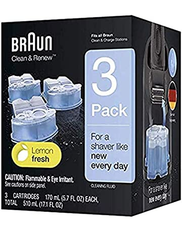 85748733824 Braun Clean and Renew Refill Cartridges CCR