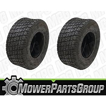 Amazon Com Mowerpartsgroup D036 2 Rear Tires Cub Cadet