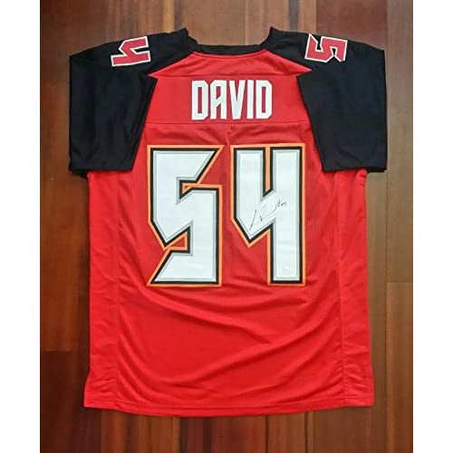 sports shoes 67f1a 9add2 Lavonte David Signed Jersey - JSA Certified - Autographed ...