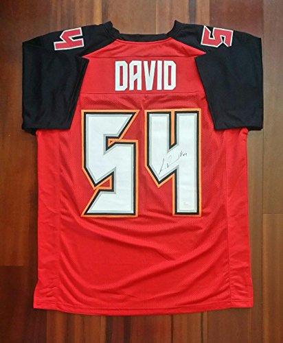d886e6970 Amazon.com  Autographed Lavonte David Jersey - JSA Certified - Autographed  NFL Jerseys  Sports Collectibles