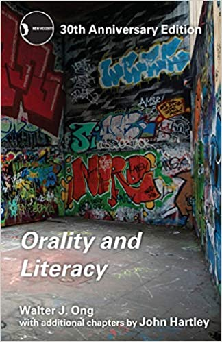 Amazon com: Orality and Literacy (New Accents) (9780415538381