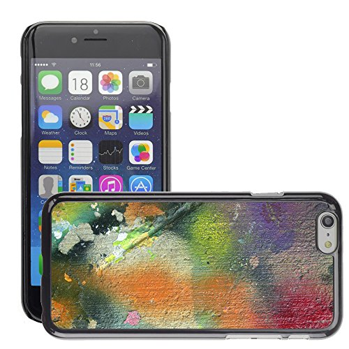 Premio Sottile Slim Cassa Custodia Case Cover Shell // V00001949 Texture Grunge // Apple iPhone 6 6S 6G 4.7""