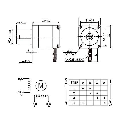 KeeYees Kit de impresora 3D profesional CNC con tutorial, escudo ...