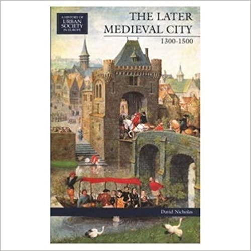 ¿Es seguro descargar libros electrónicos gratis?The Later Medieval City: 1300-1500 (History of Urban Society in Europe) PDF by David Nicholas
