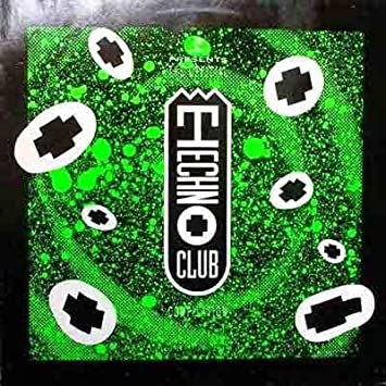 Various - Various - The Official Techno Club Compilation