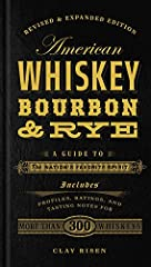 The bible of American whiskey has been updated—now with more than 300 entries!  Organized in an A-to-Z directory by distillery, then brand, this second edition of American Whiskey, Bourbon & Rye features more than 330 whiskeys, inc...