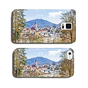 Panoramic view of Baden-Baden. Europe, Germany cell phone cover case Samsung S5