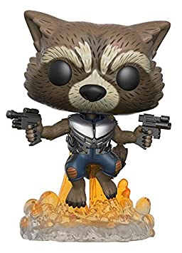 Funko POP Movies: Guardians of the Galaxy 2 Flying Rocket