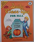 Daily Close-Ups for Fall, Mary Magoldi and Bruce Russell, 0866532544