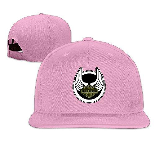 MaNeg Harley Logo Unisex Fashion Cool Adjustable Snapback Baseball Cap Hat One Size - Boots Cheap Chanel