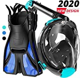 cozia design Snorkel Set Adult - Full Face