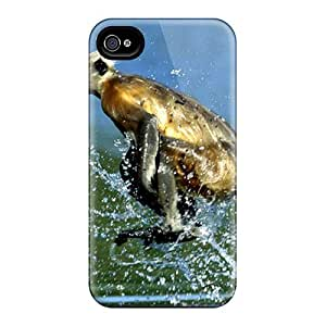 High Impact Dirt/shock Proof Diy For HTC One M7 Case Cover (animal)