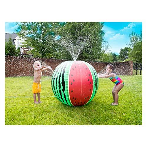 prime time toys Wet N' Wild Mega Melon Ball Jumbo Sprinkler by prime time toys (Image #1)
