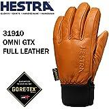 HESTRA(ヘストラ) ヘストラ スキーグローブ ゴアテックス OMNI GTX FULL LEATHER CORK(31910-710700)(16-17 2017)hestra スキーグローブ